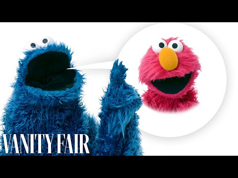 'Sesame Street' Characters Do Impressions of Each Other   Vanity Fair