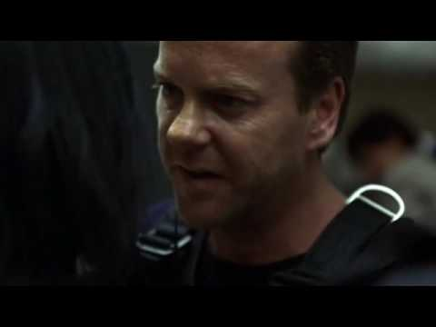 Jack Bauer asks WHERE IT IS.