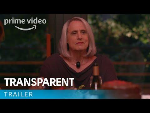 Transparent Season 3 - Official Trailer   Prime Video