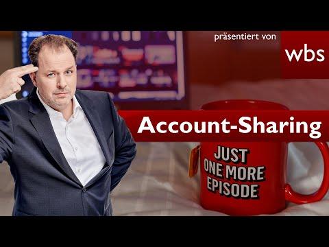 Netflix: Ende des Account-Sharings – Das droht Nutzern   Rechtsanwalt Christian Solmecke