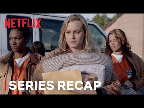 Orange Is the New Black | Official Seasons 1-6 Recap | Netflix