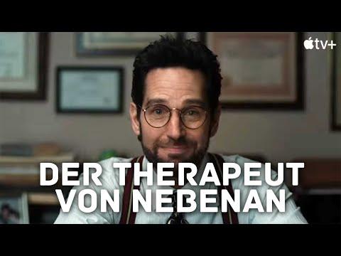 Der Therapeut von nebenan - offizieller Trailer (Apple TV+ Serie mit Paul Rudd & Will Ferrell)