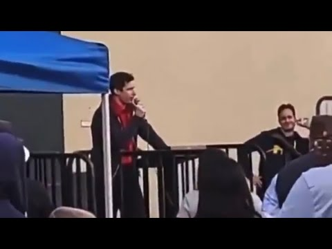 Andy Sambergs Goodbye Speech/ Jake Peralta's Final Scene | Brooklyn 99 Season 8 Behind The Scenes