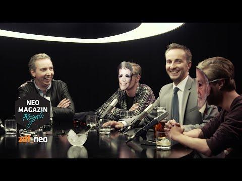 Schulz & Böhmermann | #sundb NEO MAGAZIN ROYALE mit Jan Böhmermann - ZDFneo