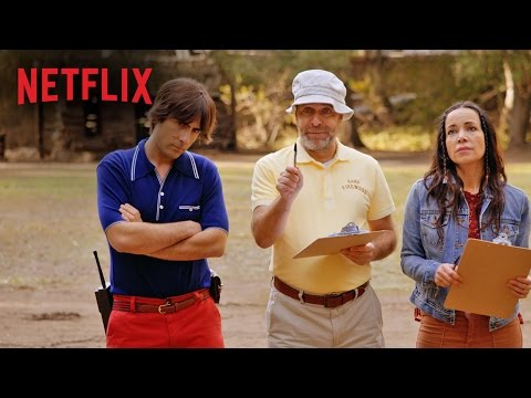 Wet Hot American Summer: First Day of Camp   Never Mix Business with Pleasure [HD]   Netflix