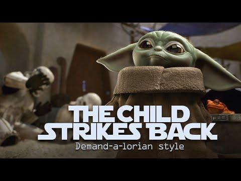 Baby Yoda Star Wars Fan Film - The Child Strikes Back!