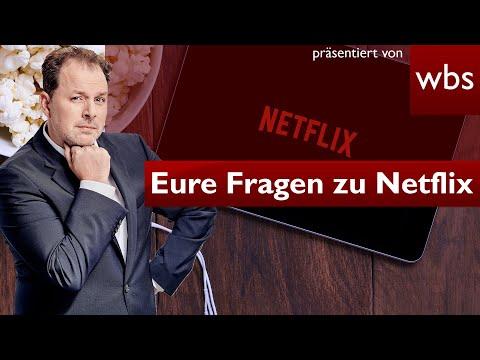 Netflix will Account-Sharing beenden: RA Solmecke beantwortet eure Fragen