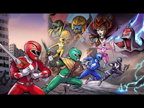 Saban's Mighty Morphin' Power Rangers: Mega Battle - Launch Trailer | PS4, X1 '