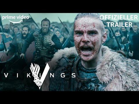 Vikings Staffel 6B | Offizieller Trailer | Prime Video DE