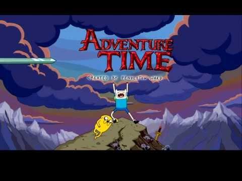 Adventure Time intro (German)
