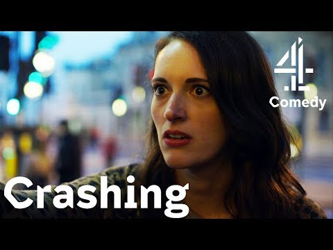 When You Think Your Girlfriend's a Lesbian?! | Comedy with Phoebe Waller-Bridge | Crashing