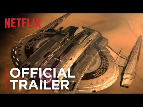 Star Trek: Discovery   Official Trailer [HD]   Netflix