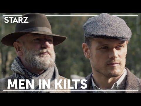 Men in Kilts   Official Teaser   STARZ
