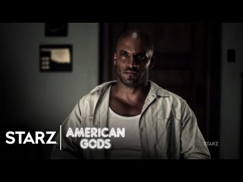American Gods   First Look at Season 1 Starring Ian McShane   STARZ
