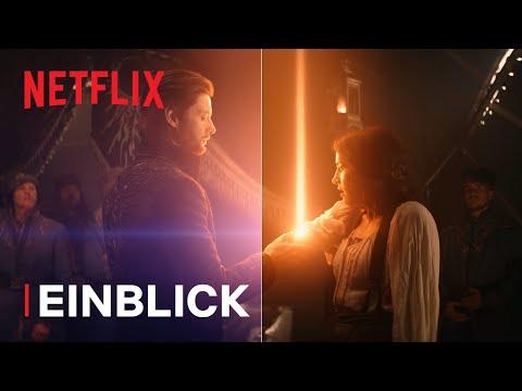 Shadow and Bone – Legenden der Grisha | Die visuellen Effekte | Netflix