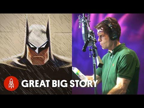 Meet the Voice of Batman