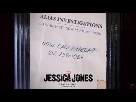 Jessica Jones Season 2 Alias Investigations Voicemail Message
