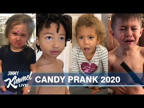 YouTube Challenge – I Told My Kids I Ate All Their Halloween Candy 2020