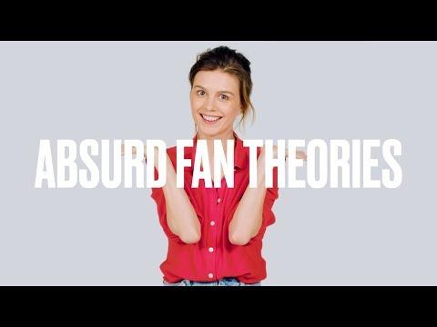 Katja Herbers Reads Absurd Westworld Fan Theories | ELLE