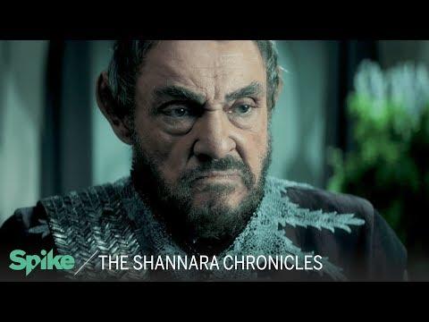Meet King Eventine (John Rhys-Davies) & His Sons  The Shannara Chronicles: Now on Spike TV