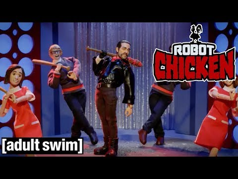 The Robot Chicken Walking Dead Special: Look Who's Walking | TNT Comedy