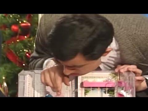 Nativity Scene | Mr. Bean Official