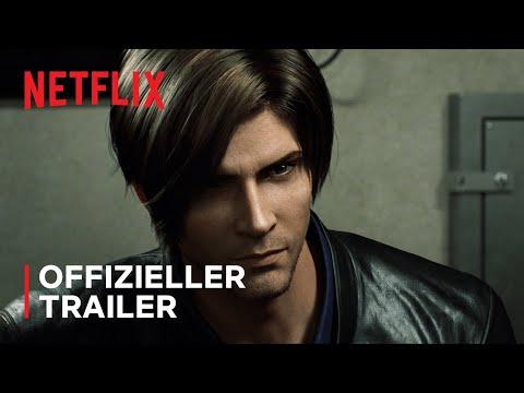 Resident Evil: Infinite Darkness | Offizieller Trailer | Netflix