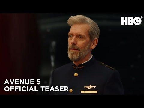 Avenue 5: Official Teaser   HBO