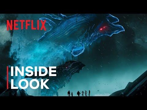 Love, Death + Robots   Inside the Animation: Ice   Netflix