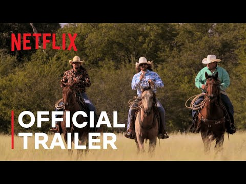 How to Be a Cowboy Season 1   Official Trailer   Netflix