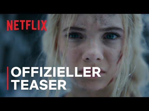 The Witcher: Staffel 2   Teaser   Netflix