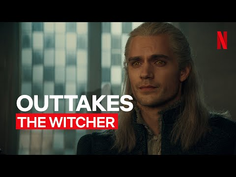 The Witcher   Verrückte Ausrutscher   Netflix
