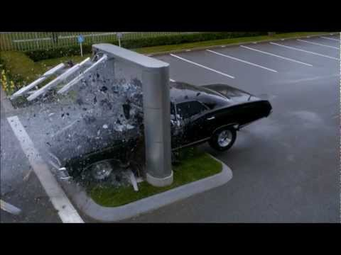 Supernatural Impala's return - Born to be Wild by Steppenwolf (7x23) [Full HD]
