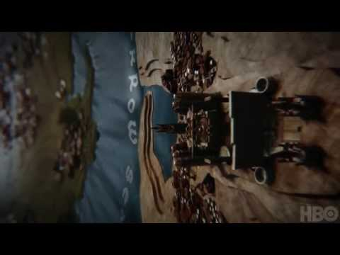 Official Opening Credits: Game of Thrones (HBO)