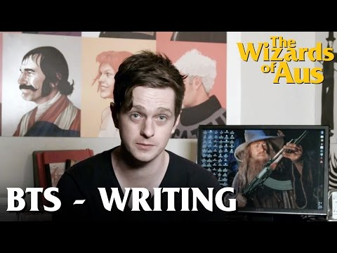 The Wizards of Aus    Behind the Scenes: Conception, Writing & Funding