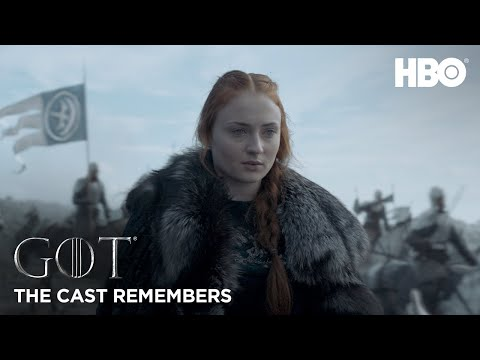 The Cast Remembers: Sophie Turner on Playing Sansa Stark   Game of Thrones: Season 8 (HBO)