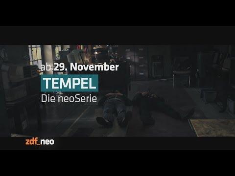 Tempel - Sechsteilige Dramaserie in ZDFneo