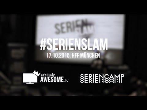 #SerienSlam - sAWE.tv beim SERIENCAMP 2015