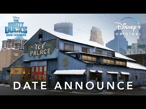 Date Announce | The Mighty Ducks: Game Changers | Disney+