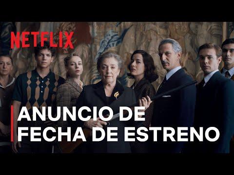 Alguien tiene que morir | Anuncio de fecha de estreno | Netflix