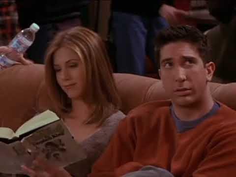 """""""Friends"""" reading Little women"""