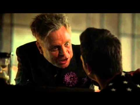 """The Flash 1x17 Trickster(Mark Hamill) """"I am Your Father"""""""