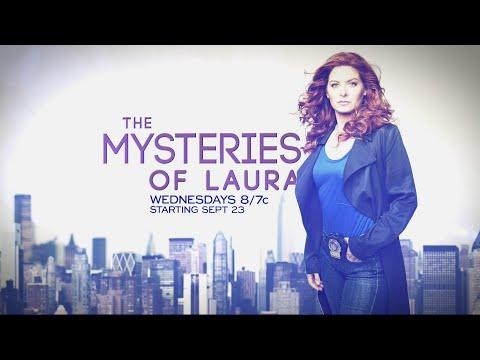 The Mysteries of Laura Season 2 Promo (HD)