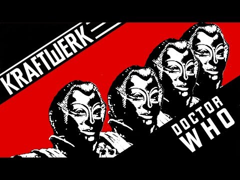 What if Kraftwerk did a Doctor Who Theme?