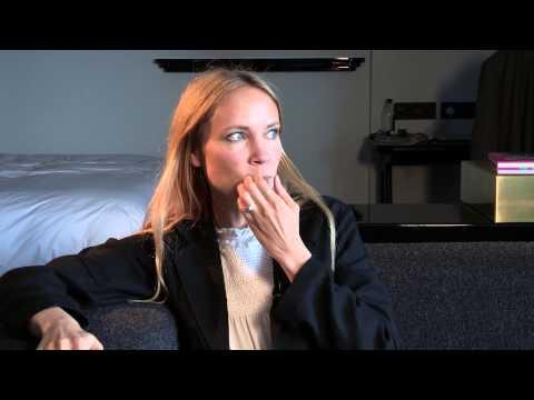 Jordskott - Moa Gammel interview