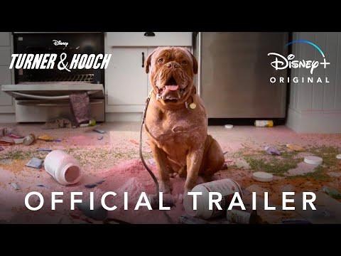 Turner & Hooch | Official Trailer | Disney+