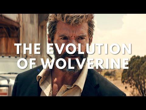 The Evolution of Wolverine In TV & Film (1982-2017)