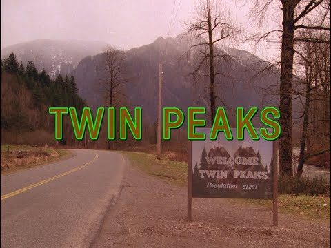 Twin Beaks - Ducktales and Twin Peaks theme music mash-up (with lyrics)