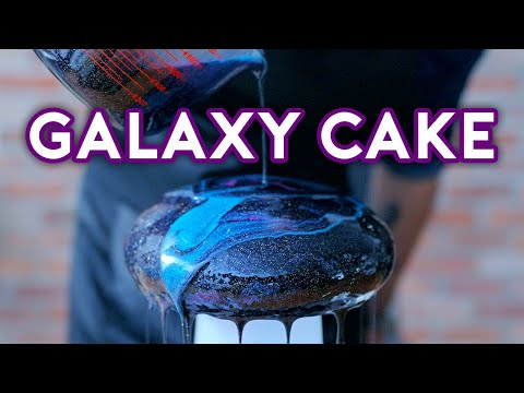 Binging with Babish: Space Cake from High Maintenance