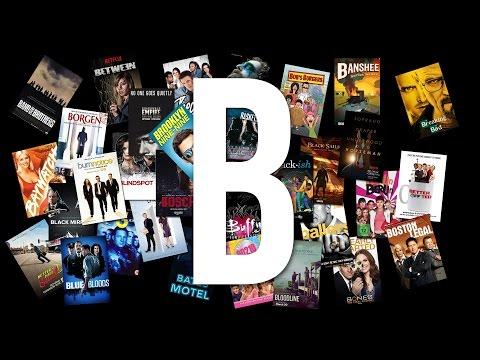 seriesly podcAZt #B - AWESOME von A bis Z